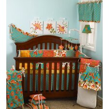 Pearlie 10 Piece Crib Bedding Set
