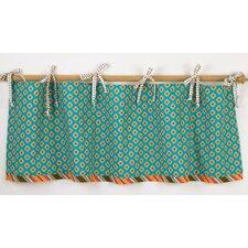 """Pearlie 51"""" Curtain Valance"""