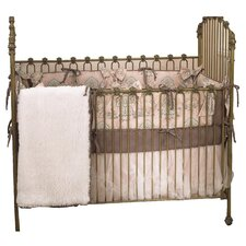 Harlowe 4 Piece Crib Bedding Set