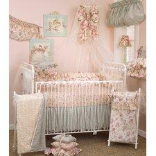Anastasia 9 Piece Crib Bedding Set