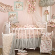 Anastasia 10 Piece Crib Bedding Set
