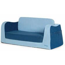 Conner Reader Toddler Chaise Lounge with Storage Compartment