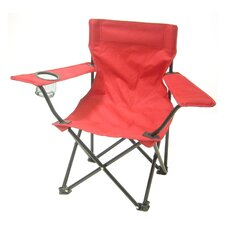 Pinedale Folding Kids Camping Chair with Cup Holder