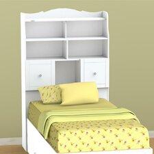 Ruby Tall Bookcase Headboard