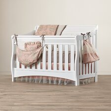 Harlowe 7 Piece Crib Bedding Set (Set of 7)