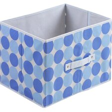 Non Woven Fabric Soft Storage Bin (Set of 2)