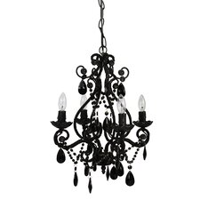 Caden Mini 4 Light Chandelier