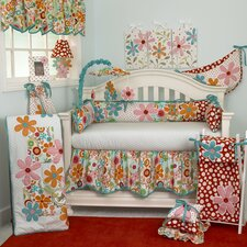 Mikaela 8 Piece Crib Bedding Set