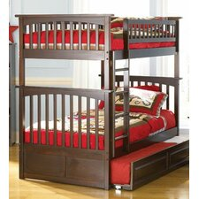 Henry Bunk Bed with Trundle