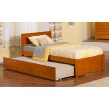 Greyson Panel Bed with Trundle