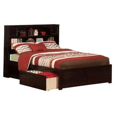 Greyson Panel Bed with Storage