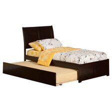 Greyson Sleigh Bed with Trundle
