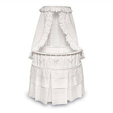 Marisol Bassinet with Bedding