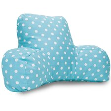 Telly Cotton Bed Rest Pillow