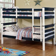 Lizzy Twin Bunk Bed