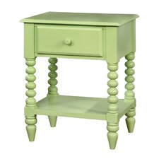 Hillary 1 Drawer Nightstand