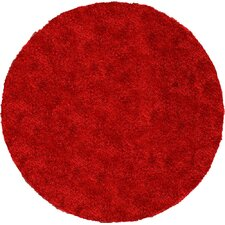 Evelyn Red Area Rug