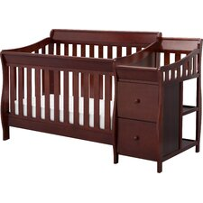 Naomi 4-in-1 Convertible Crib by Delta
