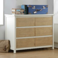 Hayden 6 Drawer Dresser