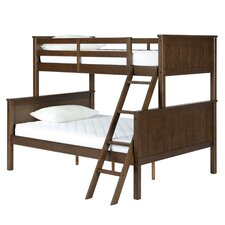 Twin Over Full Bunk Bed Customizable Bedroom Set