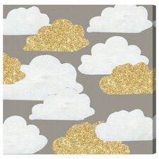 Nate Gold Clouds Canvas Art