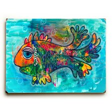 Colorful Fish Wall Art