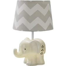 "Harvey 7"" H Table Lamp Base"
