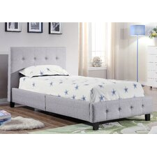 Pingry Twin Panel Bed