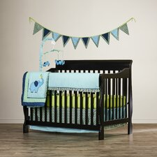 Dabney 10 Piece Crib Bedding Set