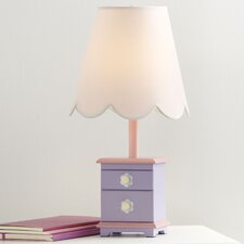 "Carley 16"" H Table Lamp with Empire Shade"