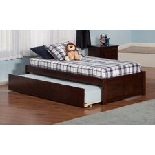 Concord Platform 2 Piece Bedroom Set
