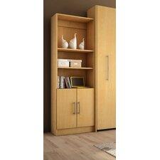 "Jasmine 73"" Standard Storage Unit Bookcase"