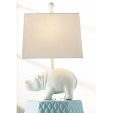 "Marcus Hippo 16.25"" H Table Lamp"