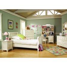 Kirsten Sleigh Bed