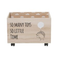 Lena Toy Box with Wheels