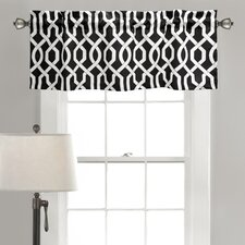 "Maximilian Room Darkening 52"" Curtain Valance"