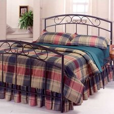 Nathaniel Panel Bed