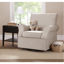Lillian Swivel Glider