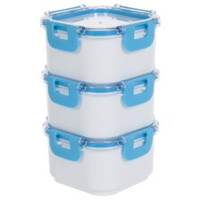 7-Piece Portable Food Storage Set