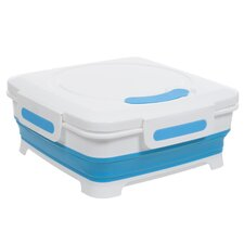 Square Expandable Lunch Box
