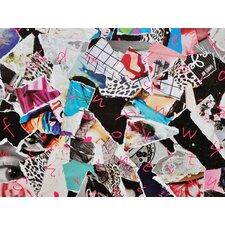 "Kunstdruck ""patchwork1"" 30 cm H x 40 cm B"