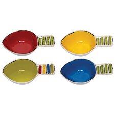 4 Piece M.Bagwell Light Bulb Bowl Set