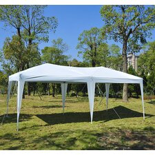 10 Ft. W x 20 Ft. D Canopy