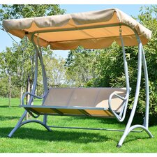 Outsunny Patio Swing with Stand