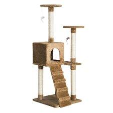 Multi-Activity Scratching Post Cat Tree