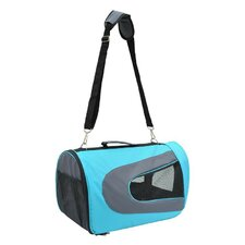 Soft Sided Travel Pet Carrier