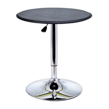 Modern Adjustable Height Pub Table