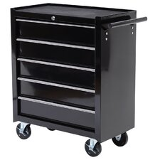 "24.3""W 5-Drawer Tool Chest"