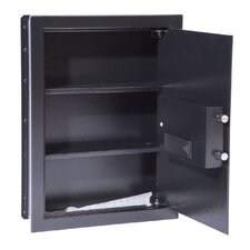 HomCom Dual-Lock Security Safe