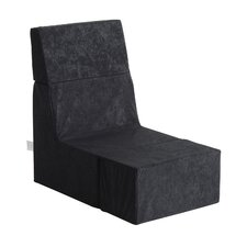 Fold Down Flip Out Lounger Chair